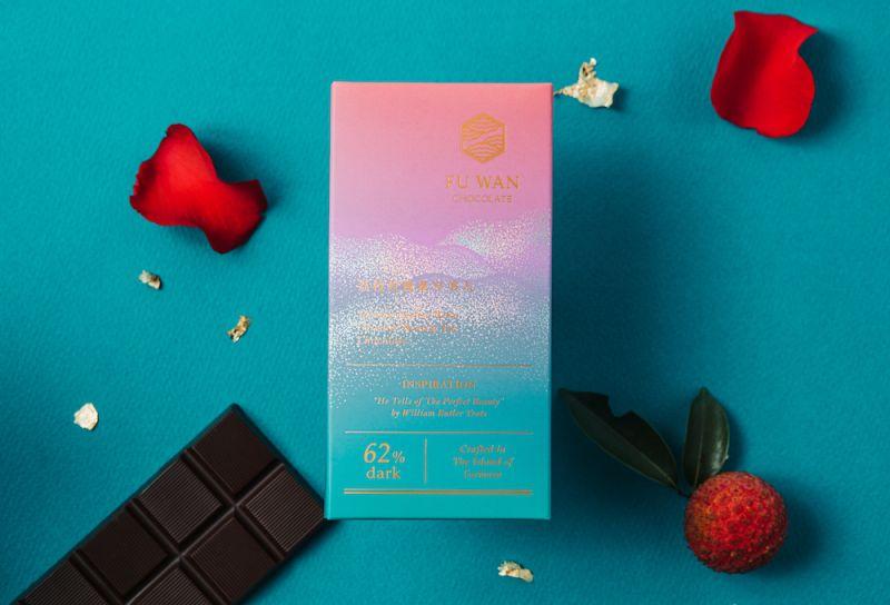 像極了愛情!台灣世界第一黑巧克力七夕限定口味上市