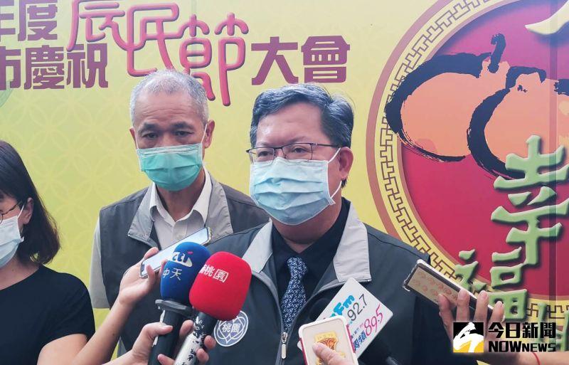 美衛生部長來訪 鄭文燦:台美高層交流要常態化