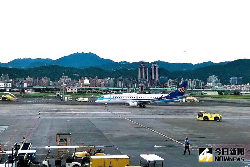 快訊/米克拉颱風來襲 11日上午澎湖、金門航班異動<b>取消</b>
