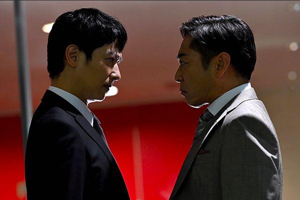 ▲堺雅人(左)要求香川照之跟自己合作。(圖/翻攝TBS官網)