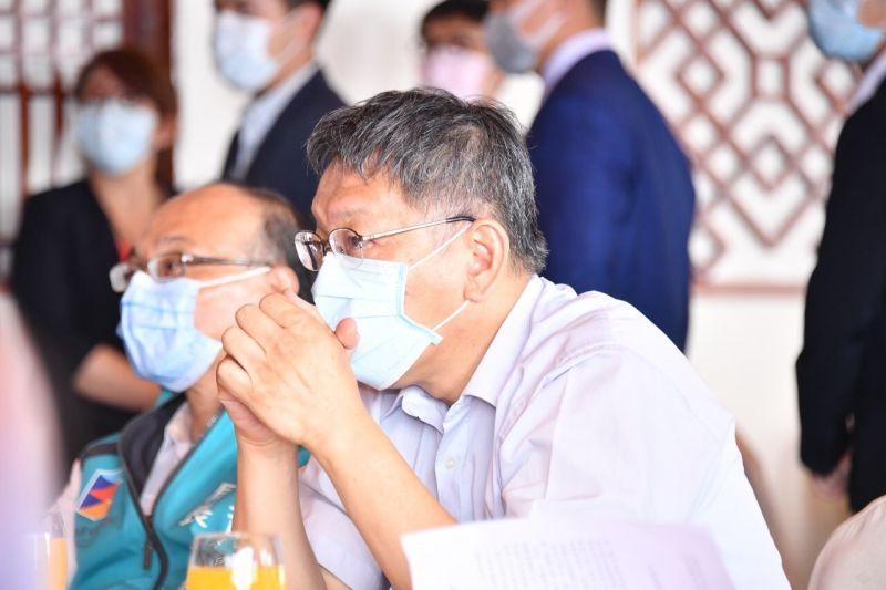 黎智英遭港警以國安法逮補 柯文哲:會讓香港越來越糟糕