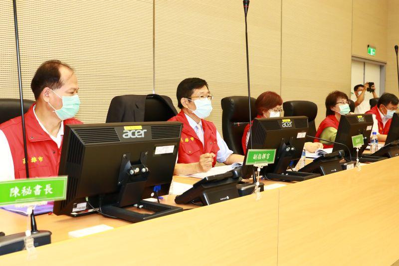 米克拉颱風應變中心一級開設 楊明州籲避免水域活動
