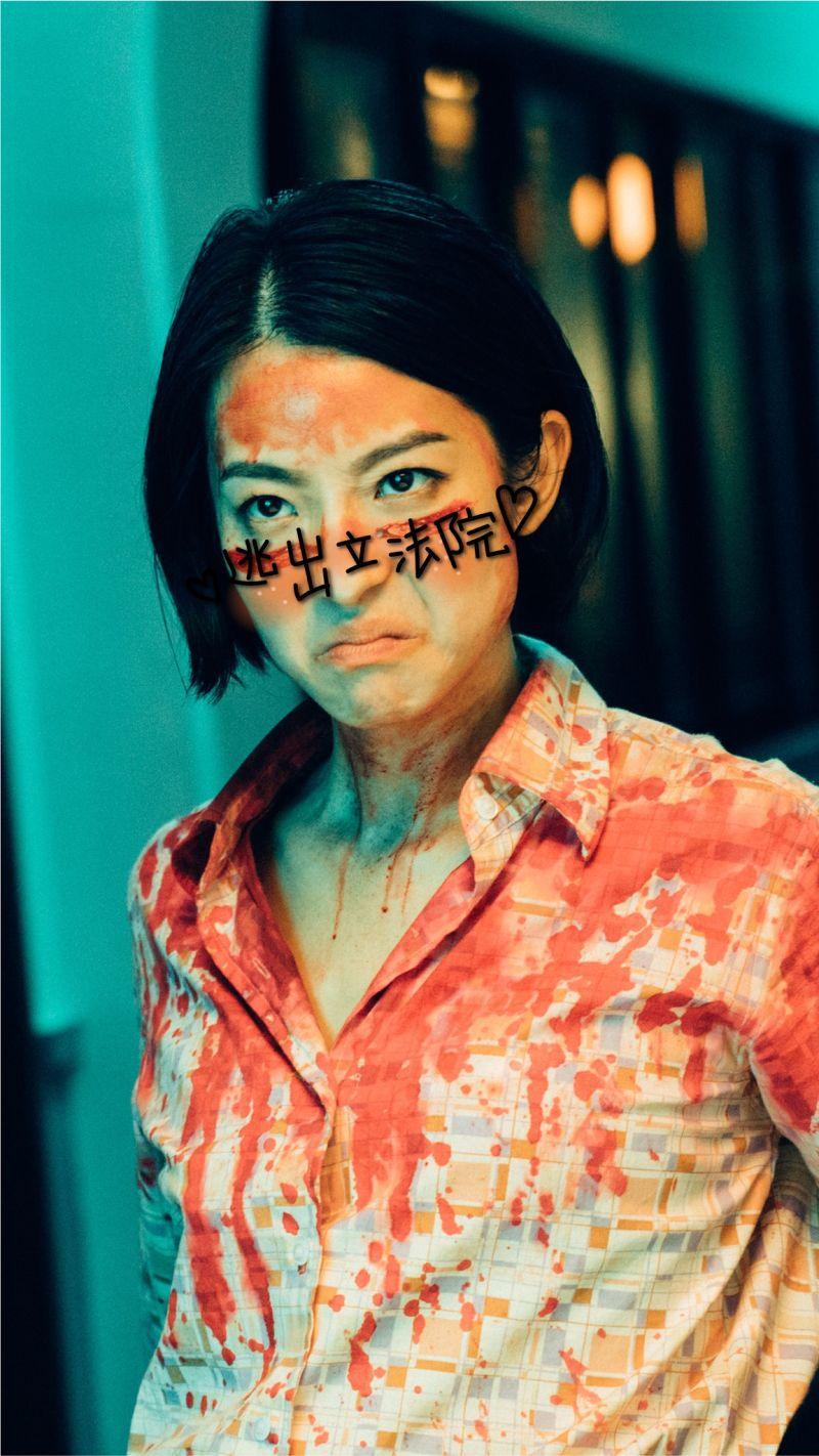 ▲賴雅妍面對活屍,有自己的一套方法。(圖/記者朱永強攝)