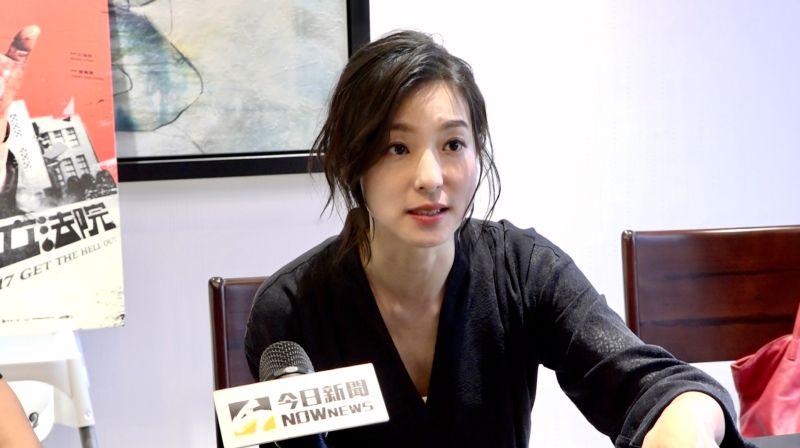 專訪/現實生活「遇到活屍」怎麼辦?賴雅妍靠一招解決