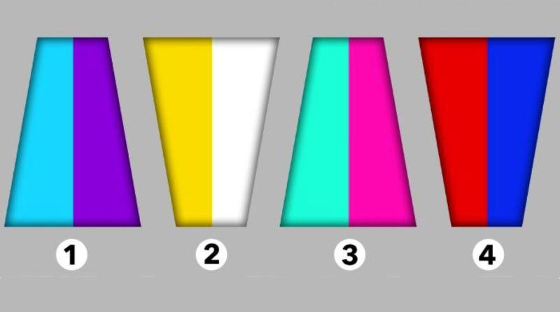 超神準!最喜歡哪種顏色搭配?答案秒測你的「真實性格」