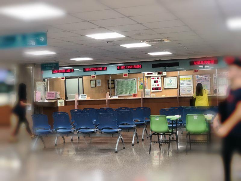 ▲聯合醫院松德院區。(圖/記者劉雅文拍攝)