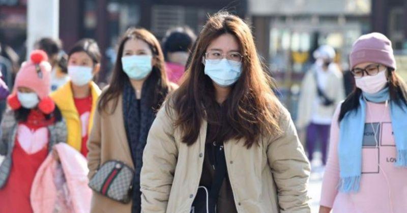 強調疫情仍在掌握中 蔡英文籲民眾持續防疫勿驚慌