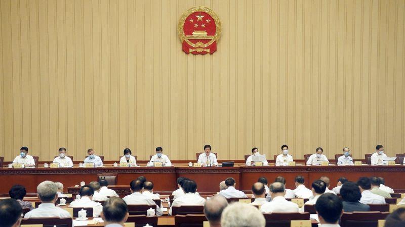 香港立會選舉延後 <b>中國人大常委</b>通過全體議員延任1年
