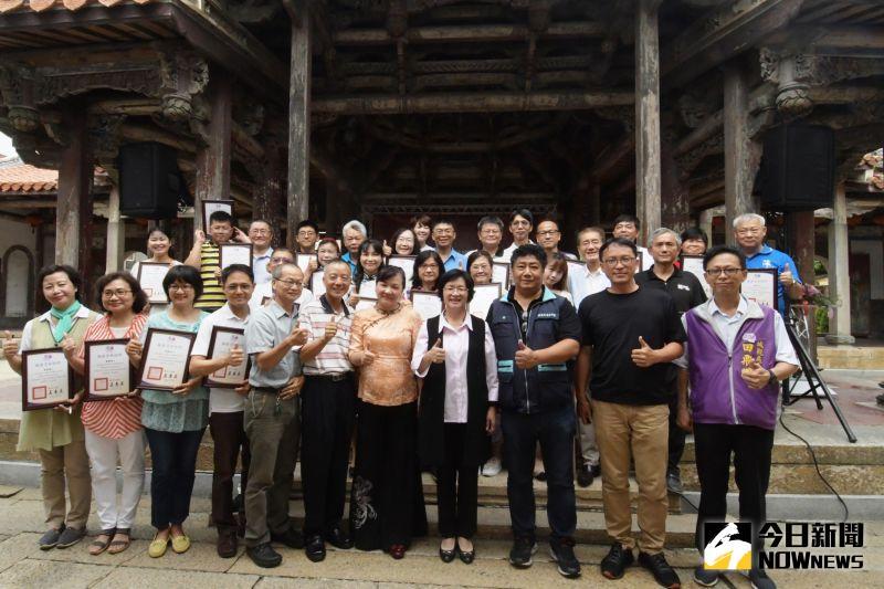 影/鹿港旅遊國際化 31名英日語導覽人員投入服務
