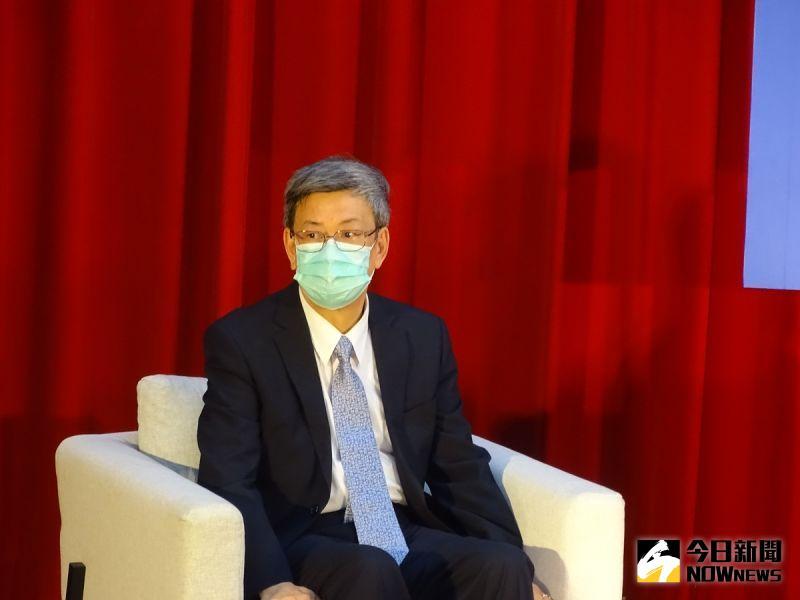 ▲前總統陳建仁今(22)日在臉書發文,直言台灣這波本土疫情爆發「給我們上了很重要的四堂課」。(圖/記者呂炯昌攝)