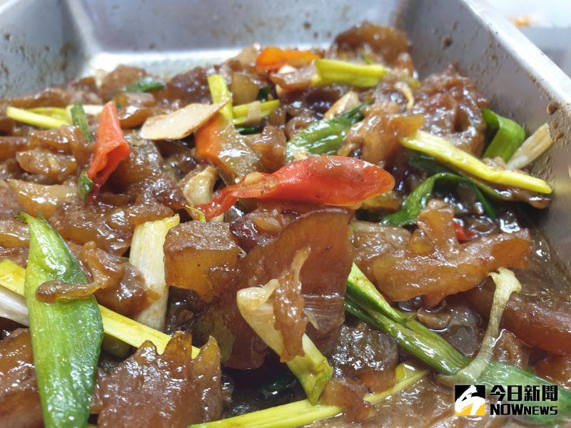 市場美食飄香35年    「傅記」上海菜美味多一顆心