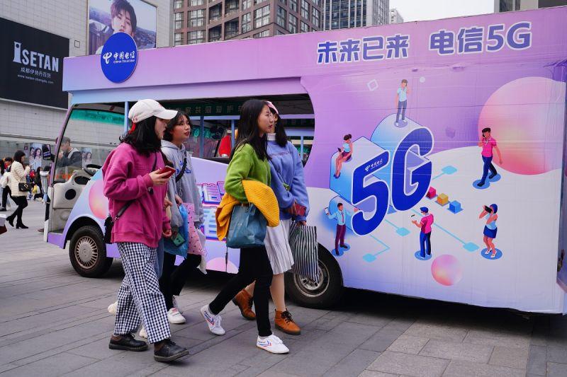 ▲中國電信商採共建共用計劃,讓5G基礎建設及覆蓋率翻倍成長。(圖/Shutterstock)