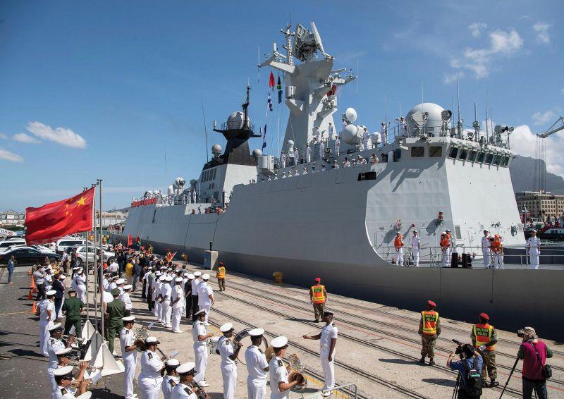 美中若開戰?美學者:中國軍力增長、恐無法保衛台灣
