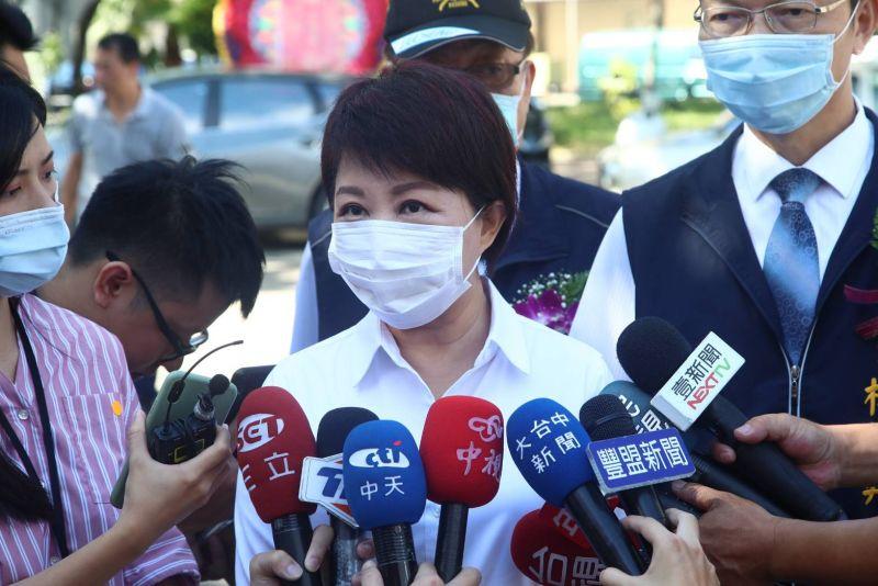 中市鉛中毒案 盧秀燕:嚴加辦理與求償