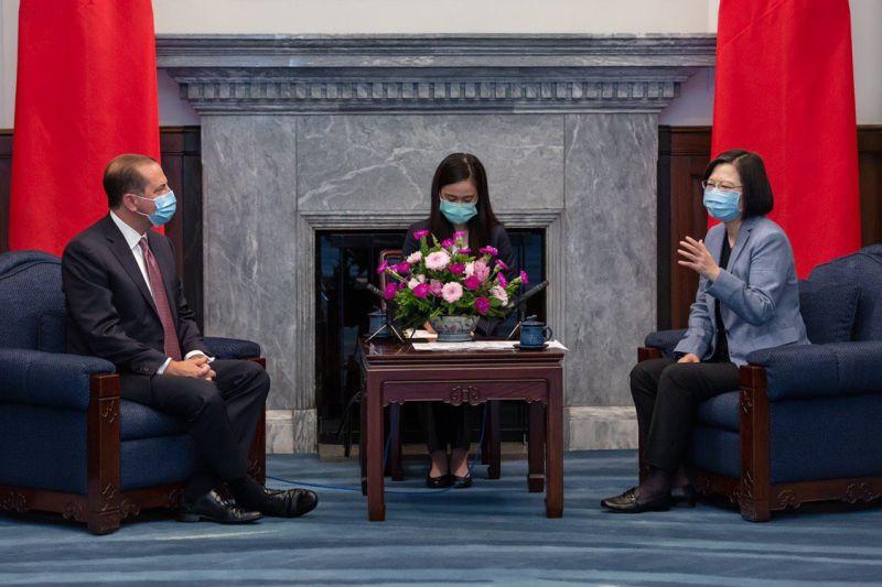 台美外交頻突破引北京跳腳 中國學者籲當局冷靜