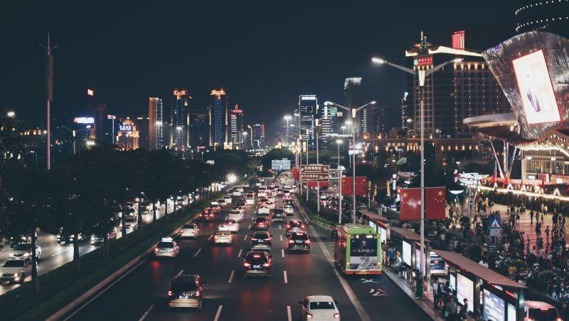 ▲台灣交通亂象一直都是難解之題,也有網友不解那麼「大陸的交通水平怎樣?」。(示意圖,與文章中內容無關/取自unsplash)