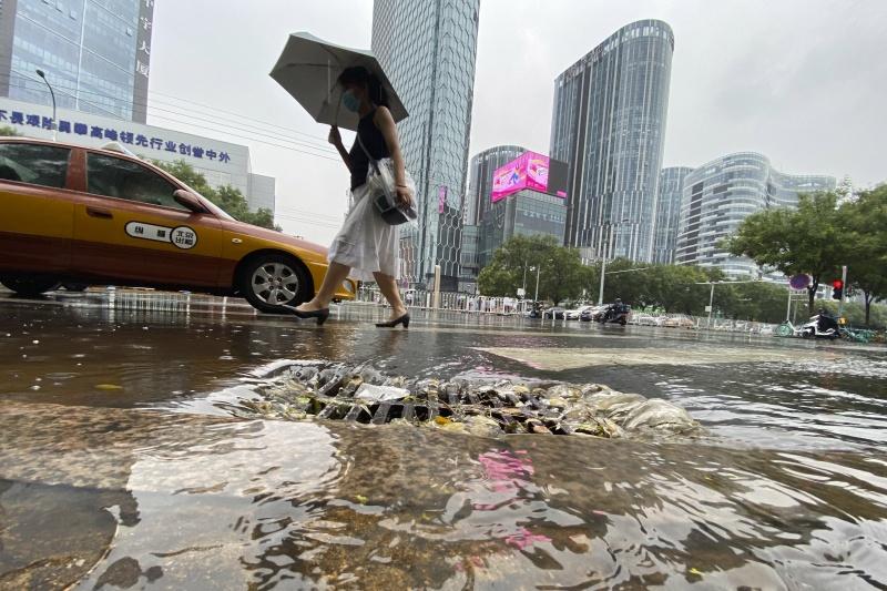 中國洪澇逾6千萬人次受災 <b>長江</b>上游又將現洪水
