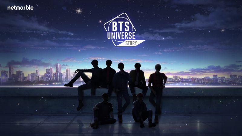 ▲BTS將推出新手遊《BTS