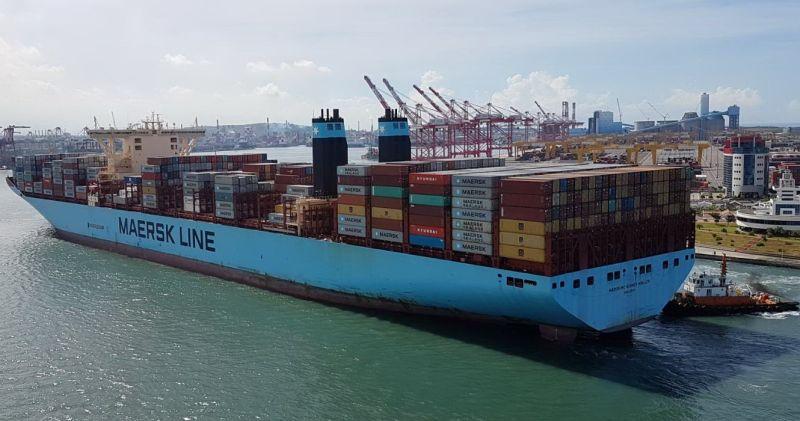 進口硝酸銨貨櫃 港務公司隨時掌握動態做好安全管理