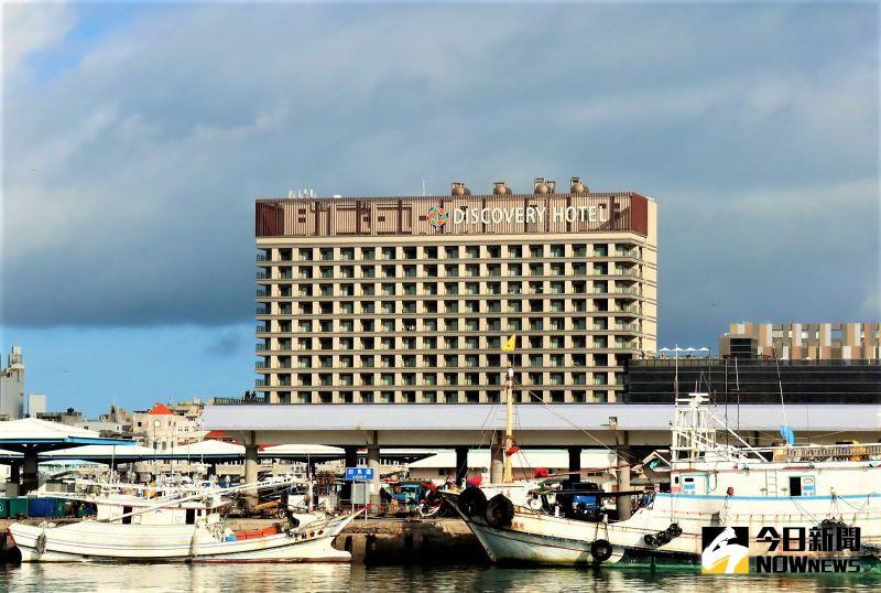 ▲目前澎湖旅館及民宿每日可提供8千間房,約可容納2萬6千人,旅宿能量十分充足。(圖/記者張塵攝,2020.08.13)