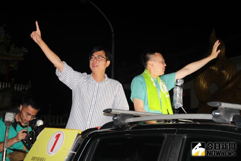柯P諷陳其邁 林飛帆:對柯市長的廢話已經失去耐心