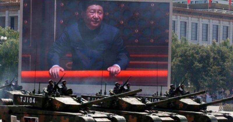 英保守黨報告:應向中國表明武力犯台嚴重後果