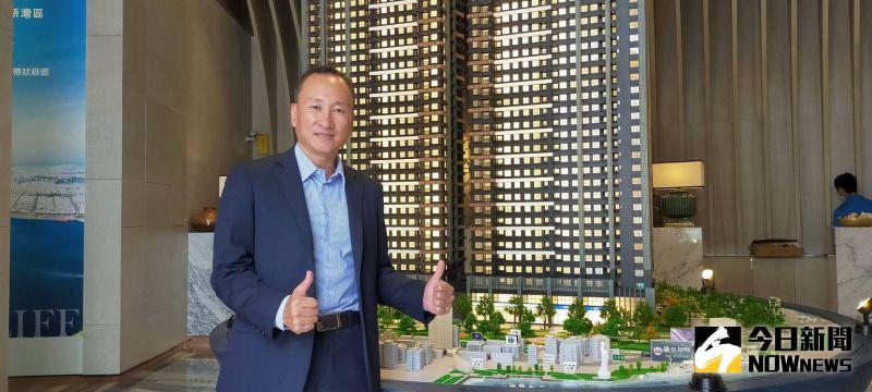 看好台南未來發展潛力 興富發全力進攻台南房市