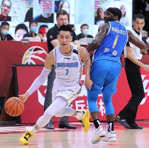 籃球/傳北京要他放棄NBA回歸 林書豪:沒人能阻擋我