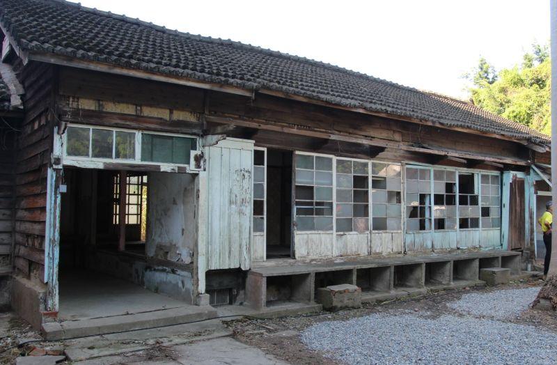 斗南國小日式宿舍修復開工 打造斗南書畫傳習平台