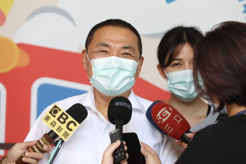 韓國瑜爆李眉蓁「靠鵝蛋助孕」 侯友宜:跟選舉有關係?