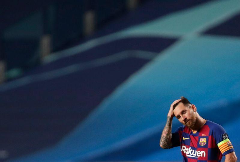 足球/避免法律糾紛 梅西下個賽季將續留巴薩
