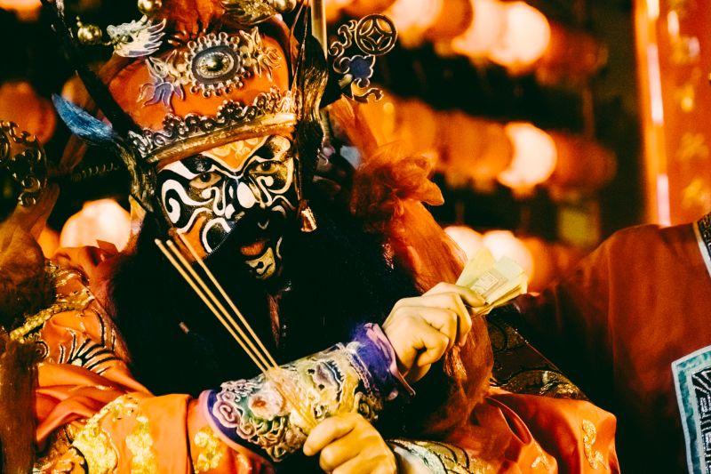 影/鬼月來臨也不怕!李英宏把「護身咒」唱進《跳鍾馗》