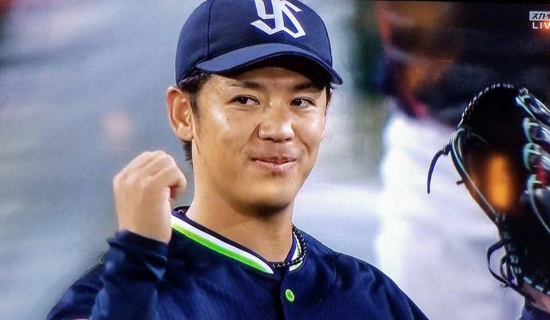 日職/小川泰弘投出無安打比賽 日職史上第82人