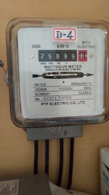 ▲網友表示,自己非常省電,但電錶卻一直狂跳。(圖/翻攝PTT)
