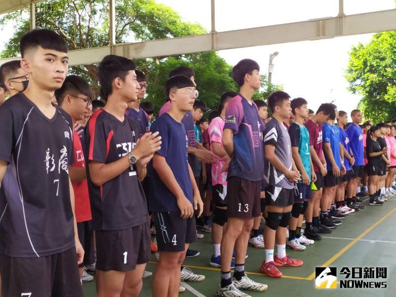 影/彰縣理事長盃排球錦標賽 甲級高校菁英與賽精彩可期