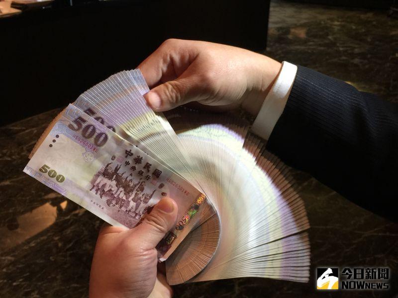 新台幣兌美元。(圖/NOWnews資料照)