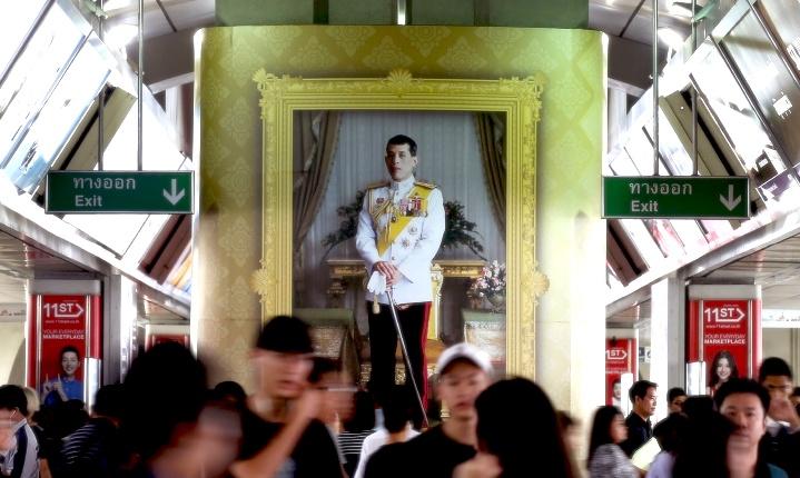 泰王<b>瓦吉拉隆功</b>修法干政、擁千億資產 王室改革呼聲高漲