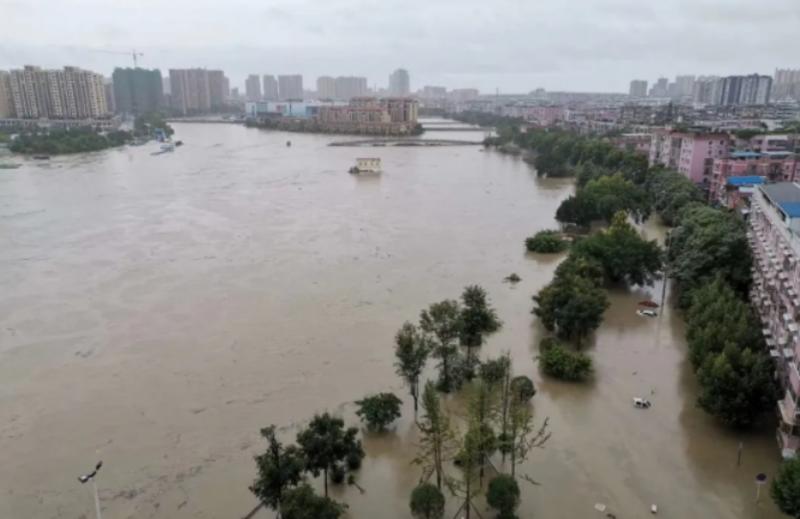 四川出現百年一遇<b>洪水</b> 史上首度啟動一級響應