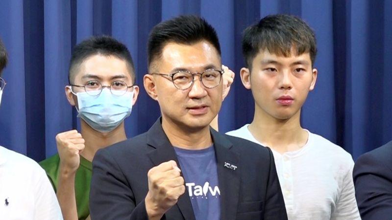 影/是否該「告別<b>韓流</b>」?江啟臣:國民黨應爭取更多支持