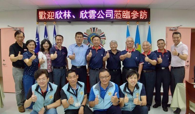 天然氣公司照顧榮民眷屬 提供職缺及關切生活