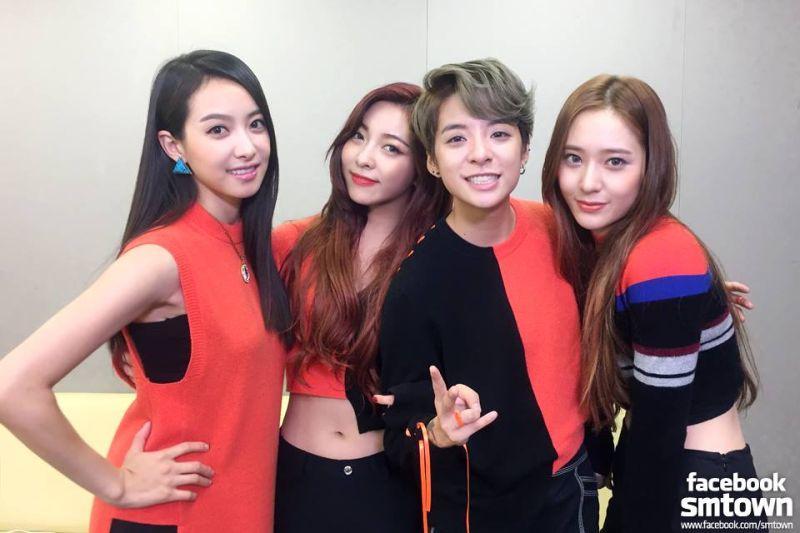 f(x) <b>Krystal</b>掰了10年「SM娛樂」 經紀公司排隊搶人!