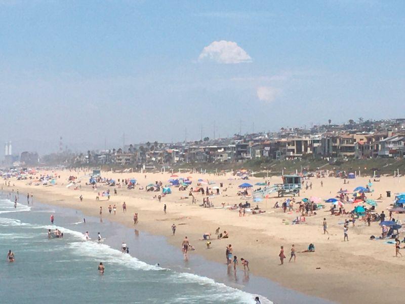 加州熱浪侵襲 300萬個家庭將輪流停電