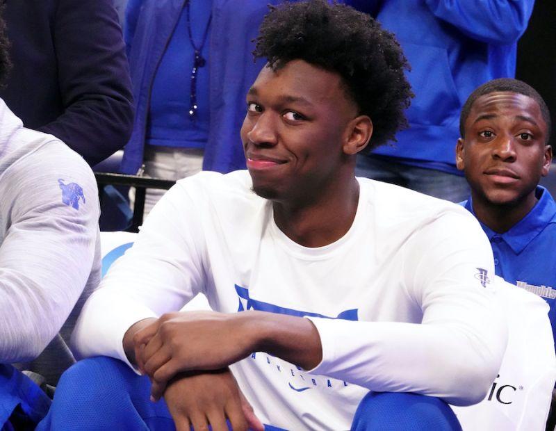 NBA/尷尬!勇士榜眼受傷 球隊兩數據卻反升至聯盟第一
