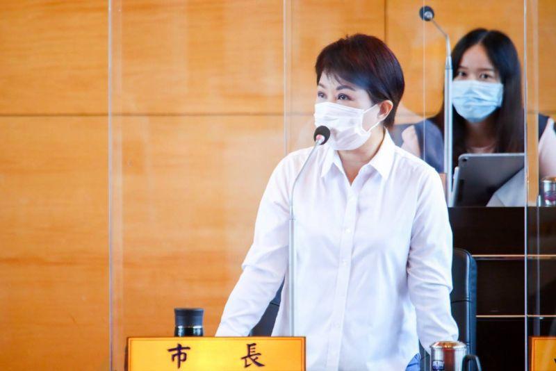 中市府新政風處長缺席議會 盧秀燕:靜待法務部提協商