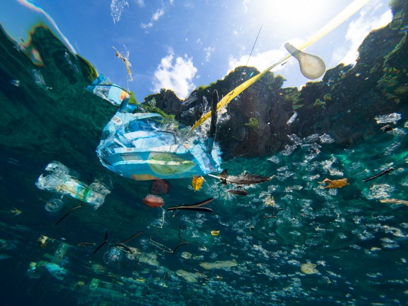 研究:大西洋塑膠廢棄物 實際量恐超出評估