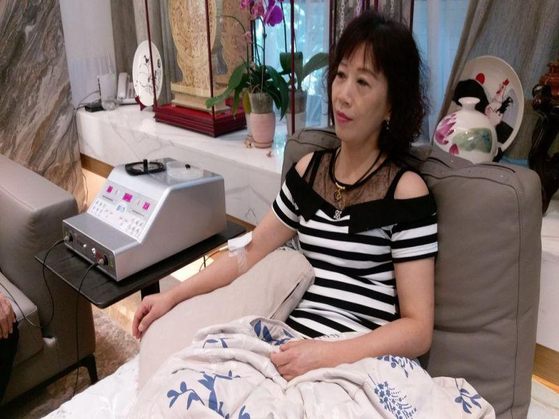 睡不著很痛苦 婦人用靜脈雷射找回睡眠品質