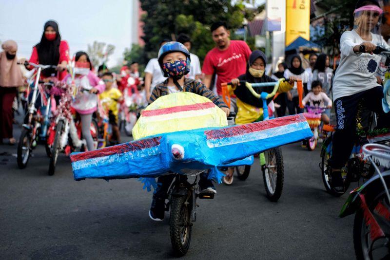 印尼75週年國慶 因應疫情<b>活動</b>改線上轉播