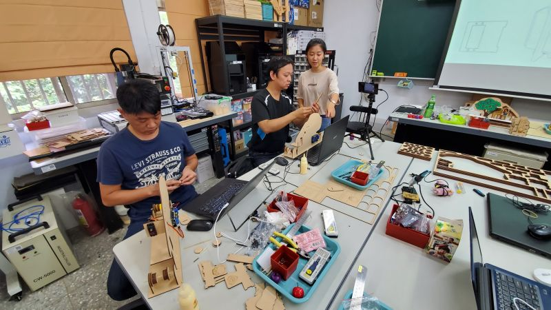 基隆教育處、臺師大推AI人工智慧 提升學生科技應用能力