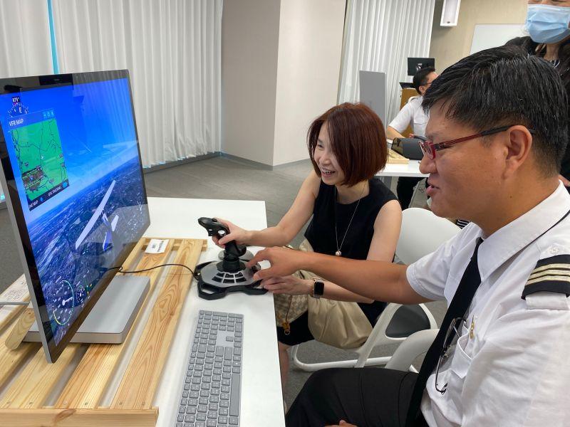 ▲微軟Xbox探索遊戲新作「模擬飛行」今(20)日在Microsoft