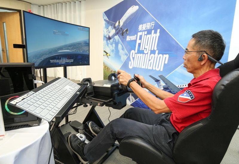 在家就能偽出國!超擬真《模擬飛行》上市 驚艷資深飛官